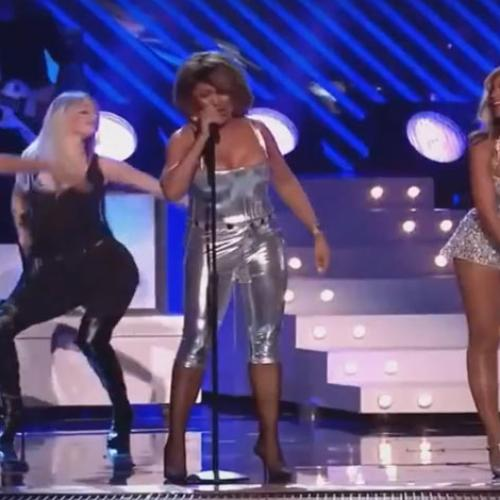 Tina Turner And Beyonce Team Up For Duet