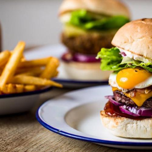 Melbourne's Trend Setting Burger Joint