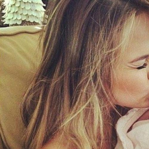 The bizarre place Chrissy Teigen keeps Luna's umbilical cord