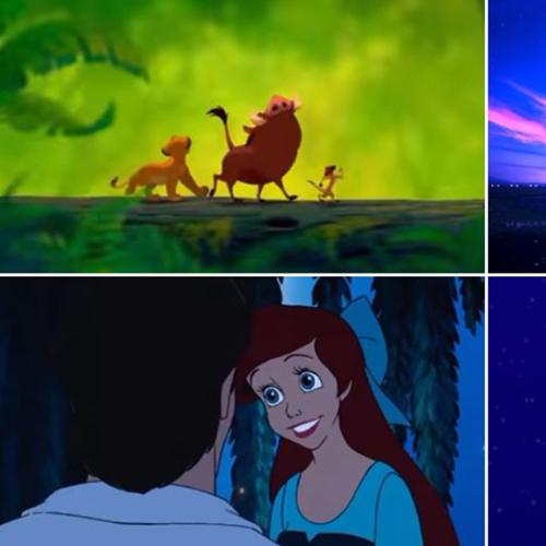 Amazing Disney Mash-Up Will Give You CHILLS!