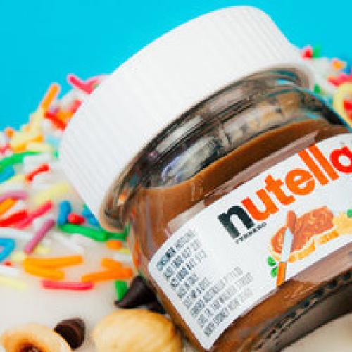 Doughnut Time Have A Limited Edition Nutella Doughnut