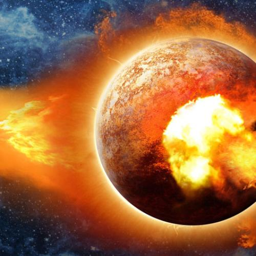 Planet X On 'Collision Course' With Earth In 2017