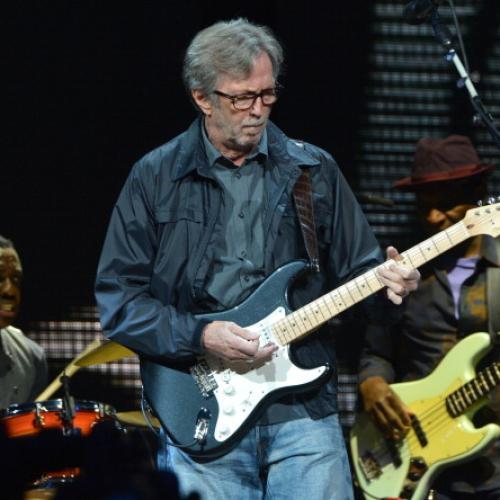"""Eric Clapton's """"Stones in My Passway"""" Video"""