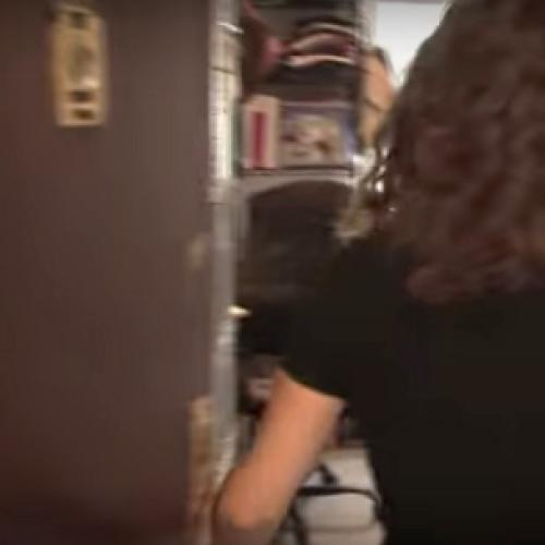How This Woman Lives In An Eight Square Metre Apartment