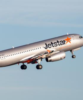 Chaos As Window Cracks On Jetstar Flight