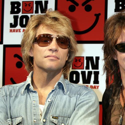 Sting and Richie Sambora - Wedding Singers