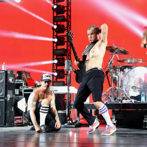 Red Hot Chili Peppers Mistaken for Metallica