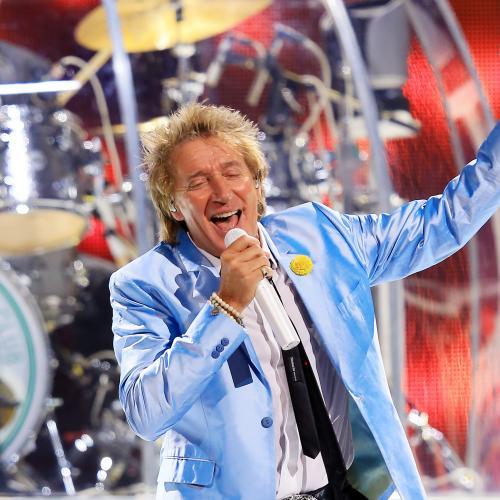Rod Stewart Has Just Announced An Epic Australian Tour!