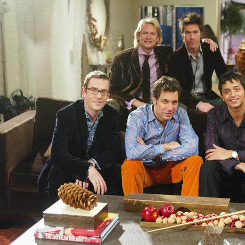 Netflix's New Reboot Is 'Queer Eye For The Straight Guy'!