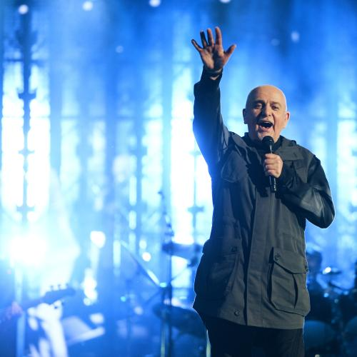 Peter Gabriel & Sting Talk Brexit In Nyc