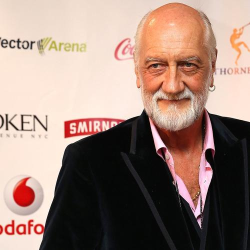 Mick Fleetwood chats with Gavin Miller