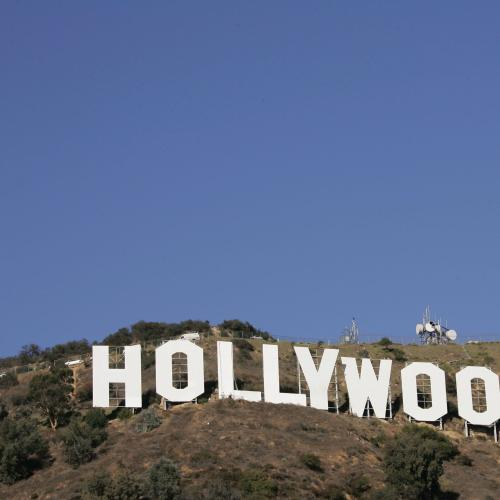 You Will Not Believe What The Hollywood Sign Now Says!