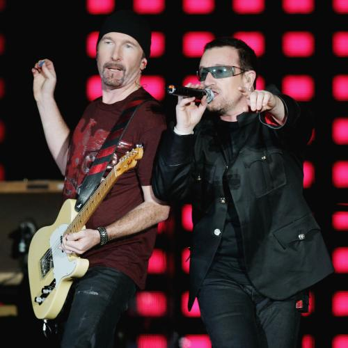 U2 Members Tease New Album and Tour for 2017
