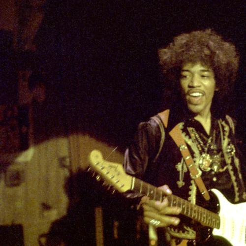 New Jimi Hendrix Live Release