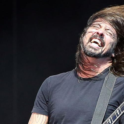 Foo Fighters Rumoured To Be Releasing New Music In 2017