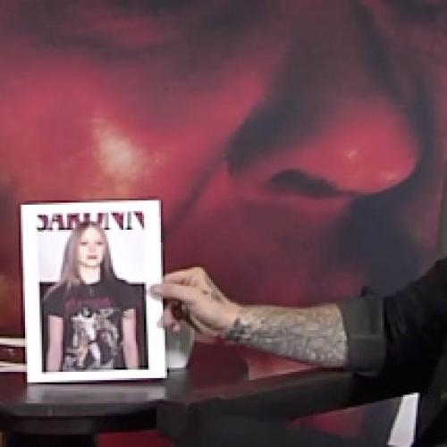 James Hetfield Critiques Celebs Wearing Metallica T-shirts