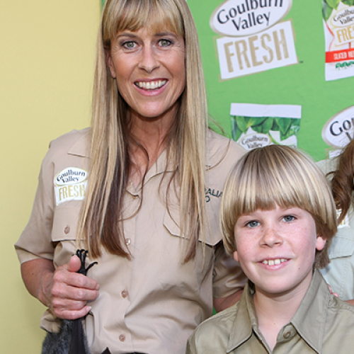 More Irwin Family Drama, Steve's Relative Fired From Zoo