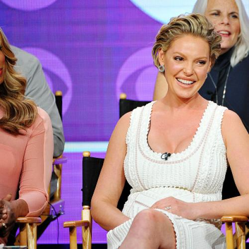 Pregnant Katherine Heigl Craves Donuts 'Every Morning'