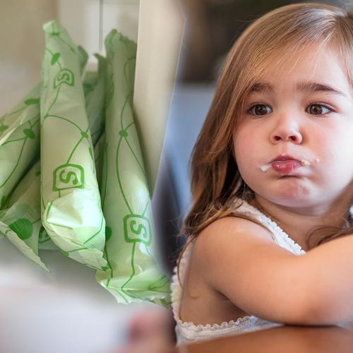 Mum Left Stunned As Little Girl Mistakes 'Women's Item' For Chocolate Bar