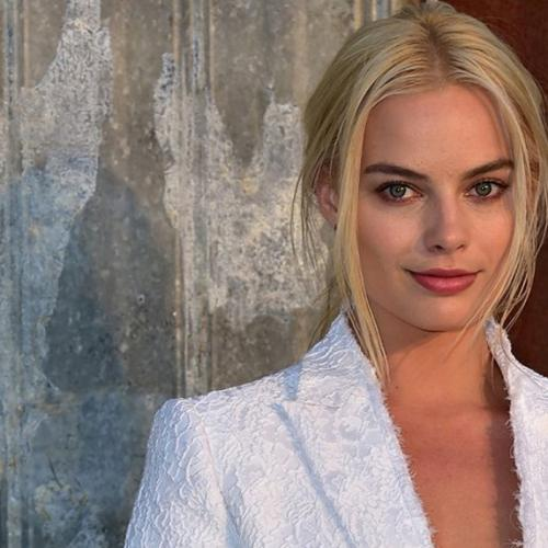 First Look at Margot Robbie in The Winnie The Pooh Movie!