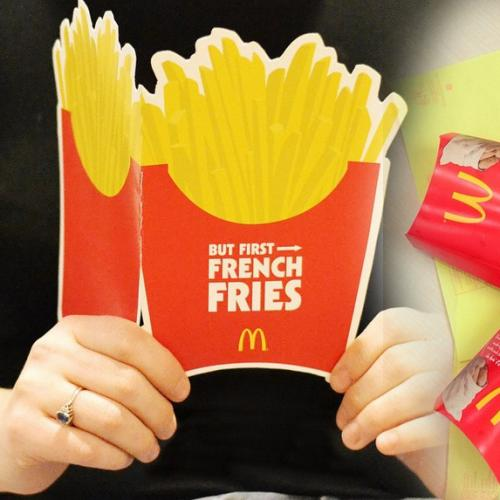 The Ingredients in McDonalds Fries You'll Wish You Didn't Know About