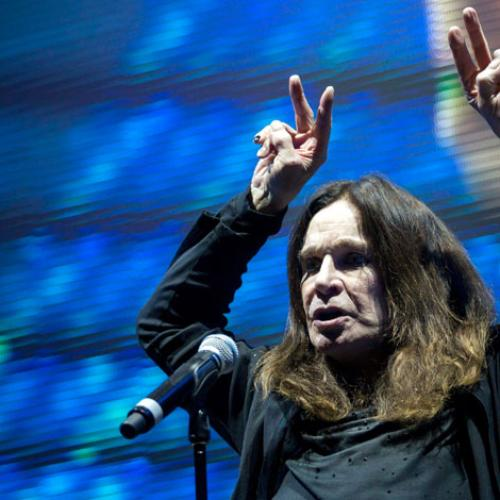 Ozzy Had Flings With Five Women In Five Different Countries!