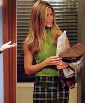 Ralph Lauren Launches Rachel Green Collection For FRIENDS 25th Anniversary