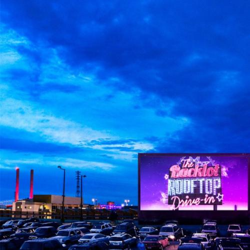 Melbourne Is Getting a Drive-In Rooftop Cinema