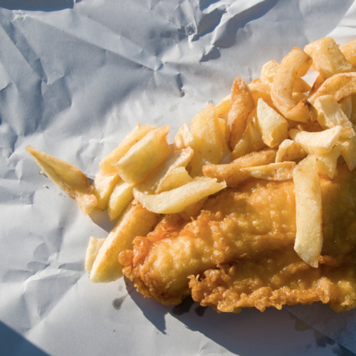 Melbourne's Best Fish & Chips