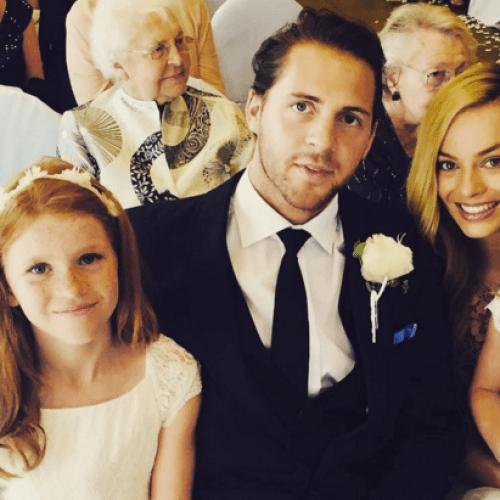 First Photos Emerge of Margot Robbie's Wedding