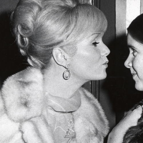 Debbie Reynolds' Last Words About Carrie Will Break You