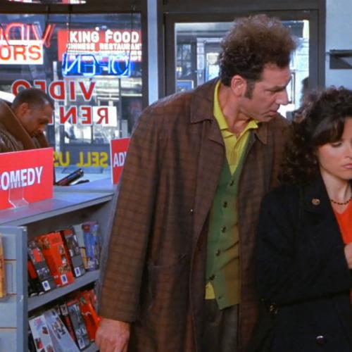 Brand-New Video Shop Will Only Stock This Movie... in Vhs