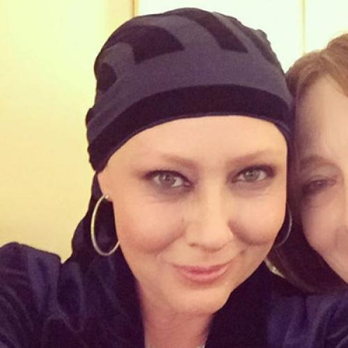 Shannen Doherty Says Cancer Changed Her Life For The Better