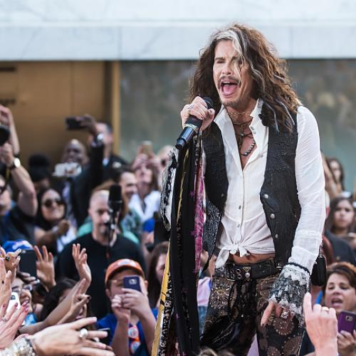 Steven Tyler's We're All Somebody from Somewhere
