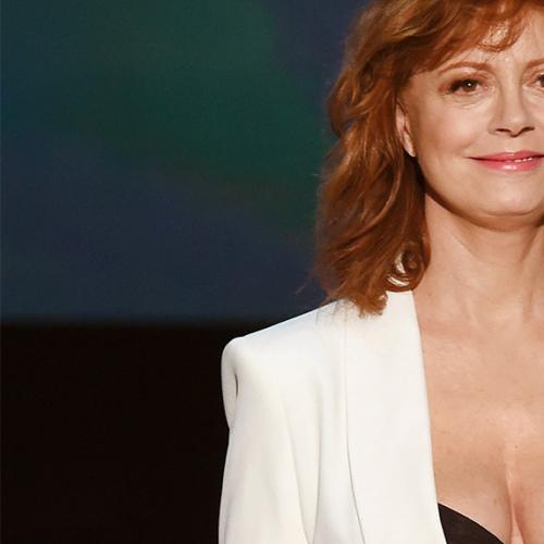 Susan Sarandon To Play Bette Davis In New Tv Series 'Feud'