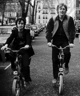 http://Australian%20pop%20group%20The%20Easybeats%20ride%20bicycles%20around%20Berkeley%20Square,%20London,%20circa%201968.%20(Photo%20by%20Andrew%20Maclear/Hulton%20Archive/Getty%20Images)