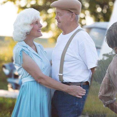 Elderly Couple's Notebook Photo Shoot Gives Us All The Feels