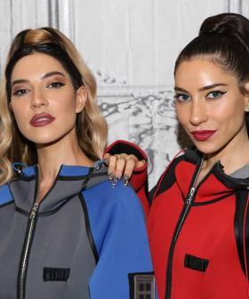 Aussie Pop Duo Release Statement After Being Kicked Off Qantas Flight