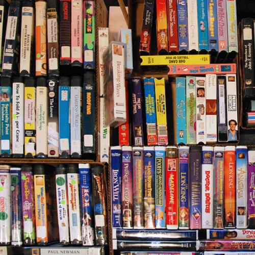 Make Heaps Of Money Selling Old Vhs Tapes!