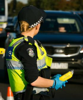 Major Police Operation To Enforce Social Distancing Is Underway Across Victoria