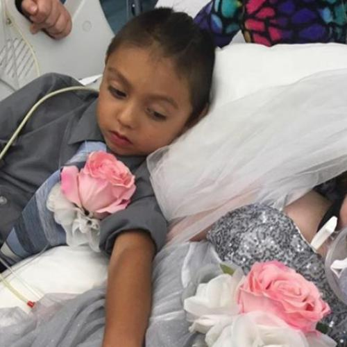 5-Year-Old Girl Has Dream Wedding Just Hours Before Dying