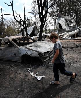 Eight-Year-Old Aussie Boy Watched Home Burn From School Window