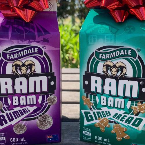 Aldi Have Just Dropped Two New Milk Flavours That Are Christmas Classics