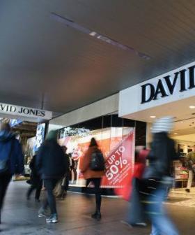 David Jones To Close Bourke Street Mall Store