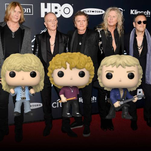 Def Leppard Get Their Own Set Of Collectable Bobbleheads