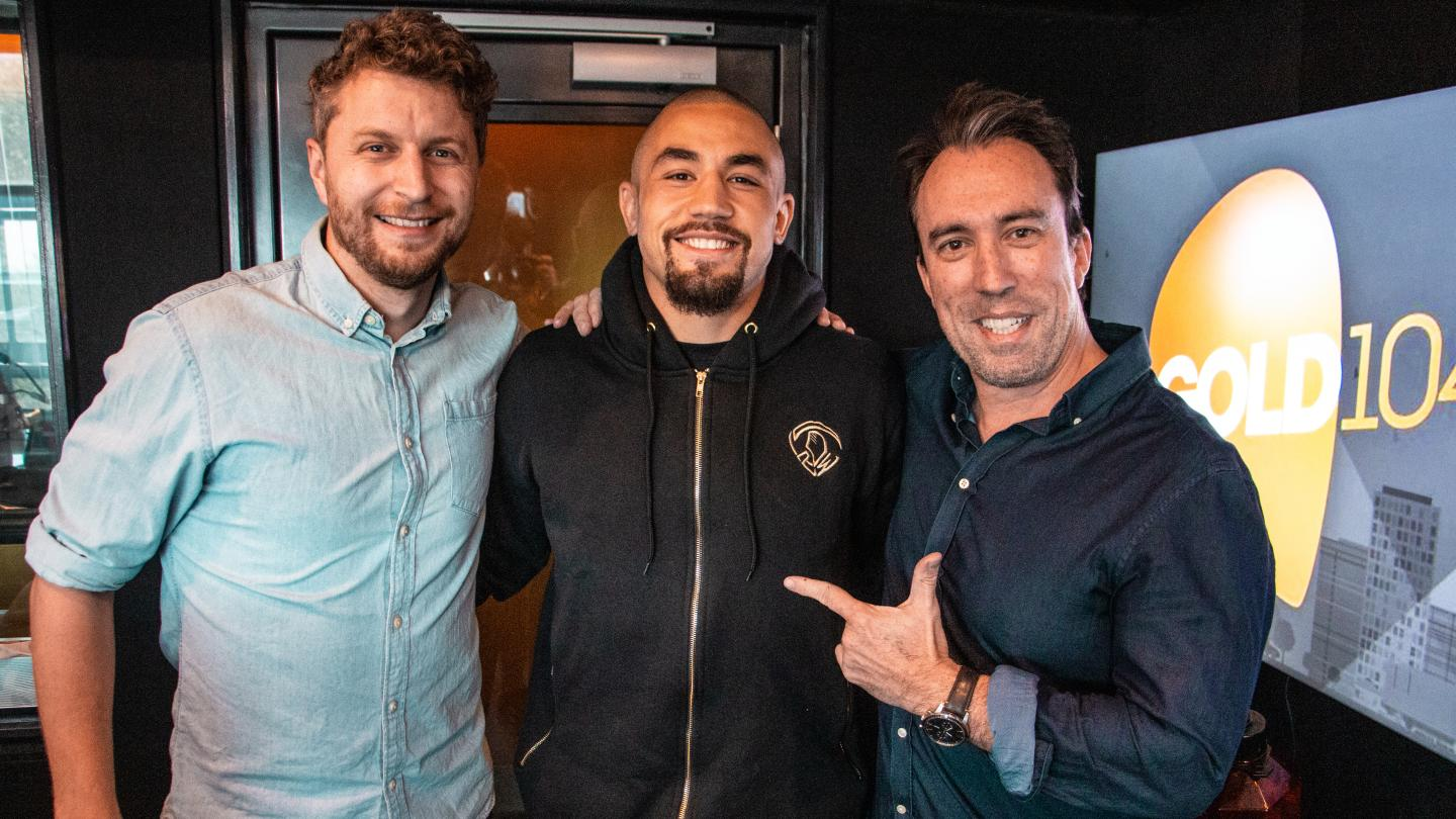 Robert Whittaker Predicts Sunday's Fight Outcome
