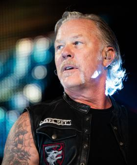 Metallica Cancels Tour Of Australia As James Hetfield Heads Back To Rehab