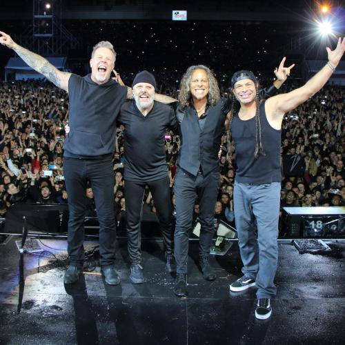 Metallica's New 'XX' Website Is Counting Down To... Something