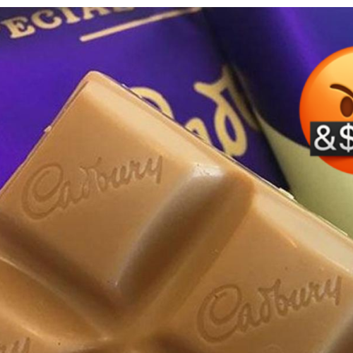 Why Aussies Are Fuming Over The New Caramilk