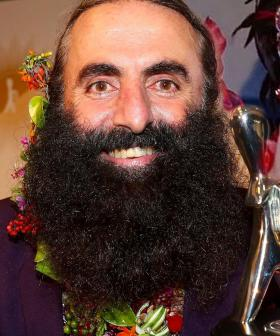 Gardening Australia's Costa Georgiadis Performs Drag Show At Aussie RSL